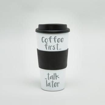 Printed Mug with Lid