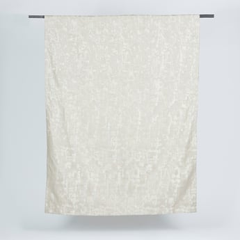 Jacquard Curtain Pair - 135x240 cms