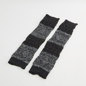 جوارب تدفئة بارزة الملمس -50x12 سم