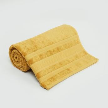 Textured Rectangular Bath Towel
