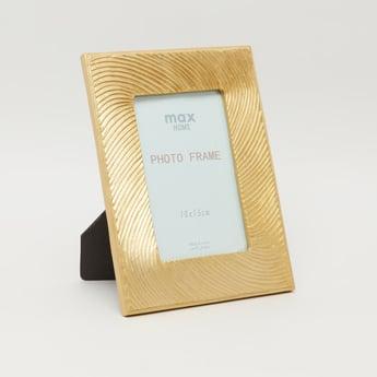 Metallic Photo Frame - 21x17x2 cms