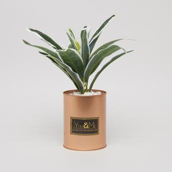 Artificial Plant with Decorative Pot