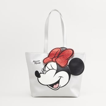 Minnie Mouse Tote Bag with Shoulder Straps