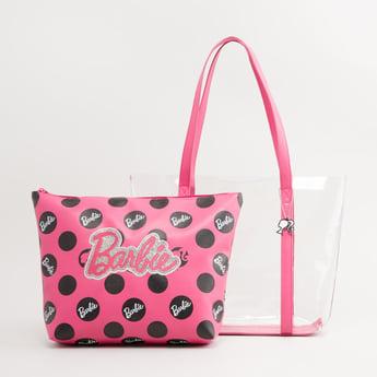 Barbie Polka Dotted Tote Bag