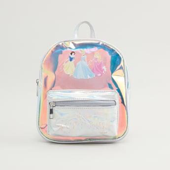 Disney Princess Print Backpack
