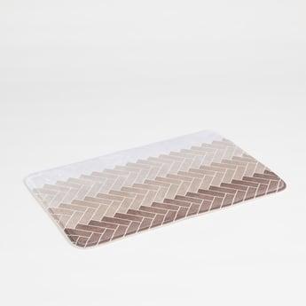 Printed Bath Mat - 70x35 cms
