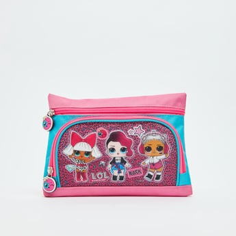 L.O.L. Surprise! Graphic Print Pencil Case