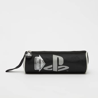 PlayStation Print Pencil Case with Zip Closure