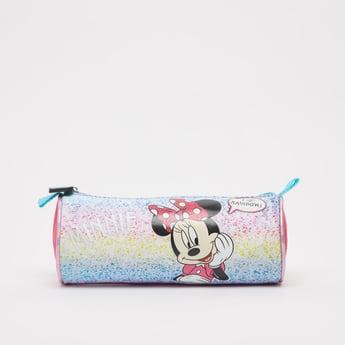 Minnie Mouse Print Pencil Case