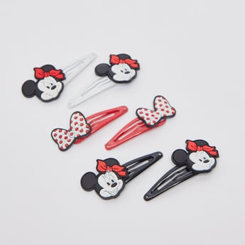 Set of 3 - Minnie Embellished Hair Clip