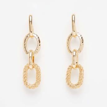 Chain Link Drop Earrings
