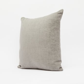 Textured Filled Cushion - 43x43 cms