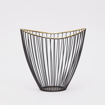 Decorative Basket - 20.5x19.5x20 cms