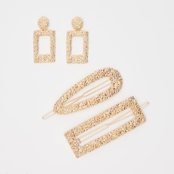 Embellished 4-Piece Accessory Set