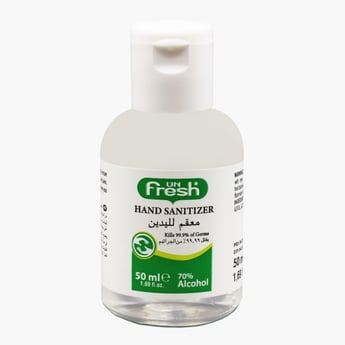 Hand Sanitizer Gel - 50 ml