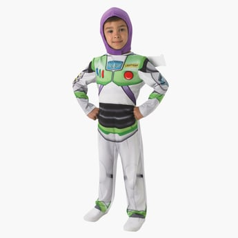 Buzz Lightyear Classic Jumpsuit with Snood