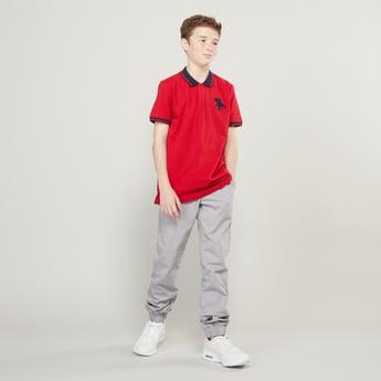 Pocket Detail Jog Pants with Drawstring