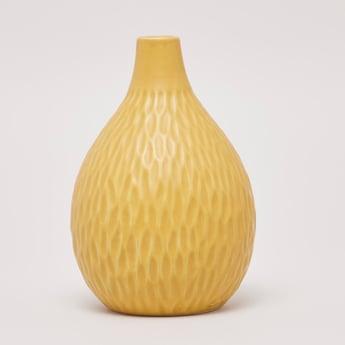 Textured Tapering Vase