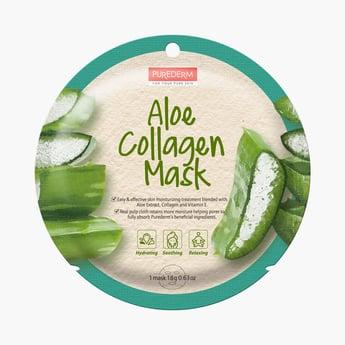 Purederm Aloe Collagen Mask