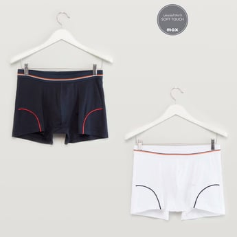 Set of 2 - Assorted Trunks