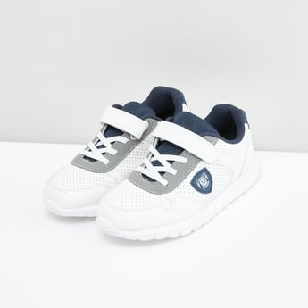 Perforated Sports Shoes