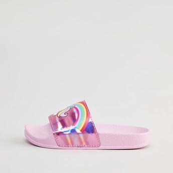حذاء خفيف بطبعات يونيكورن