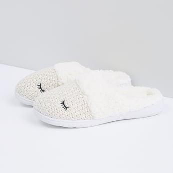 حذاء خفيف قطيفة لغرفة النوم