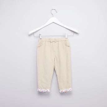 Forest Corduroy Trousers with Pockets