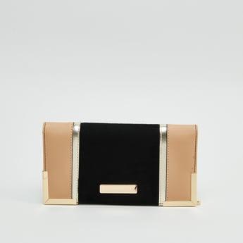 Bifold Wallet with Zip Closure