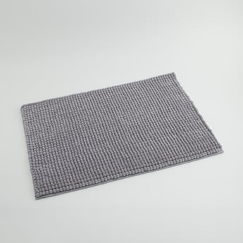 Textured Bath Mat - 45x70 cms