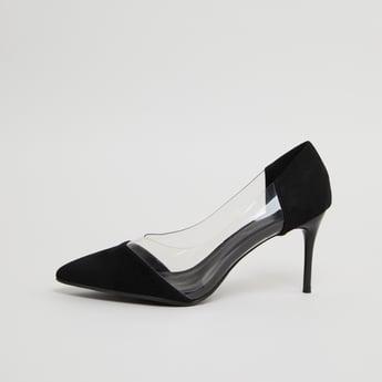 حذاء كلاسيكي سهل الارتداء بمقدمة مدببة