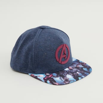 Avengers Cap with Snap Closure