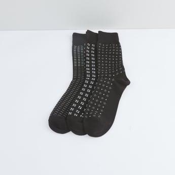 جوارب قصيرة - طقم من 3 أزواج