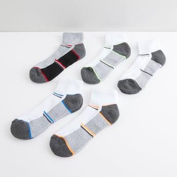Printed Socks - Set of 5