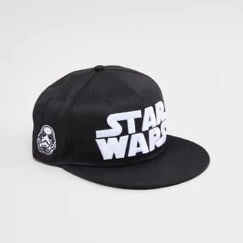 Star Wars Embroidered Cotton Cap