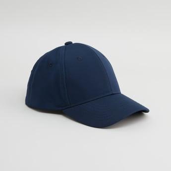 قبعة بيسبول مع حزام قابل للتعديل