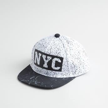 Printed Baseball Cap