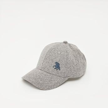 قبعة كاب بارزة الملمس بشريط إغلاق لاصق
