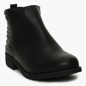 MAX Quilted Boots