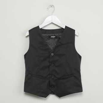 MAX Solid Waistcoat