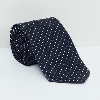 MAX Geometric Print Tie