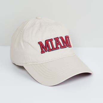 MAX Logo Embroidered Cap