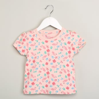 MAX All-Over Print Short Sleeve T-shirt