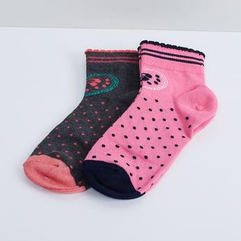 MAX Paw Printed Socks - Pack of 2 Pcs.