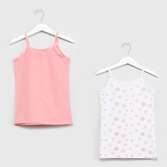 MAX Printed Camisole Top - Set of 2 Pcs.
