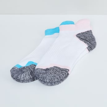 MAX Colourblock Socks - Pack of 2 Pcs.