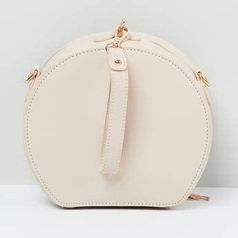 MAX Solid Circular Sling Bag