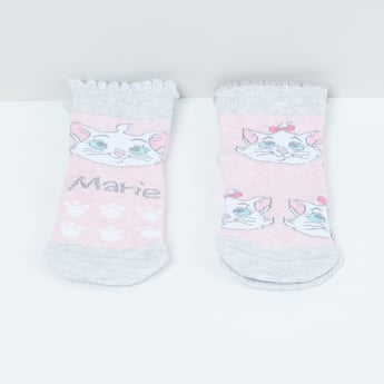 MAX Woven Design Socks - Pack of 2 Pairs