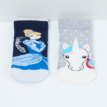 MAX Frozen Print Socks - Pack of 2 Pcs.