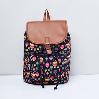 MAX Parachute Print Backpack